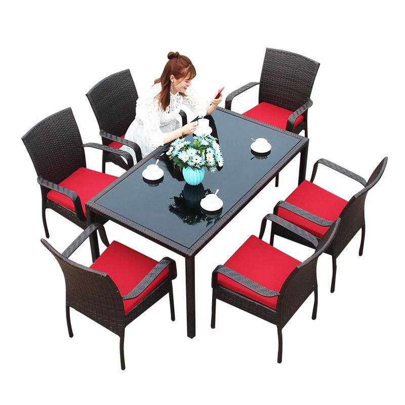 sedie e tavoli da giardino in vimini all'ingrosso-Acquista ...