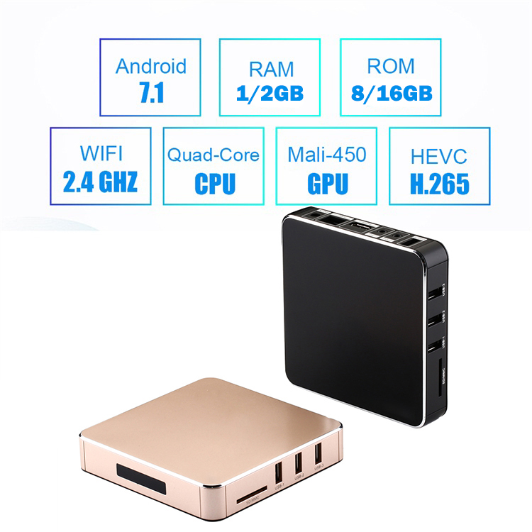 Hot Bán Velec MX PRO Quad Lõi 1 GB/2 GB RAM 8 GB/16 GB Rom Miễn Phí Vận internet Movie MX TV Box