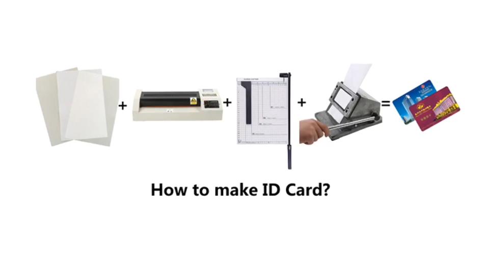86*54mm PVC VIP ID Karte, Die Maschine