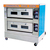 Double Electric Deck Bakery Oven With Timer