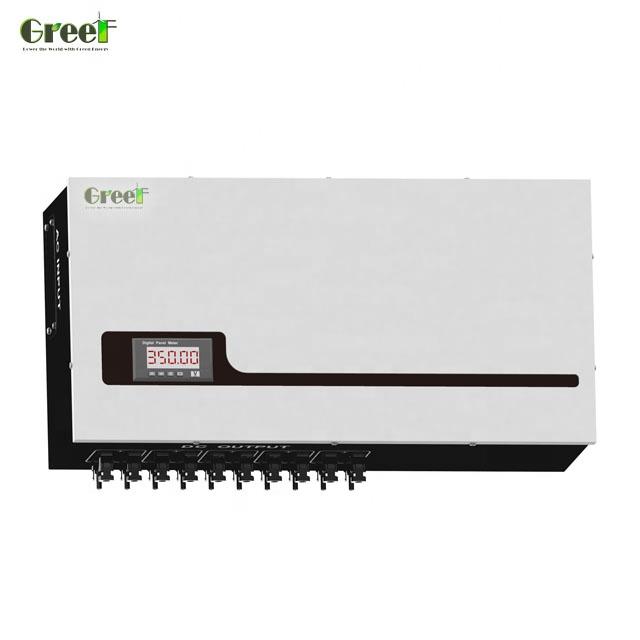 Преобразователь переменного тока в постоянный ток для системы генератора с сетчатым привязанным постоянным магнитом