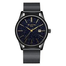 Новинка 2020, высококачественные Роскошные водонепроницаемые мужские кварцевые часы с звездным небом, Роскошные мужские часы Rolex_watch A3377(Китай)