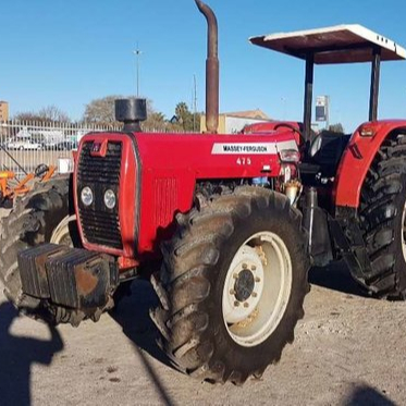 New and Fairly Used Massey Ferguson 390 2WD/4WD Farm Tractor and Implements for Sale