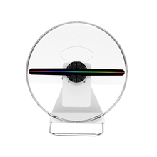 Feelmax ultra clear werbung 30cm SD karte 3d hologramm fan mit freies 3d maker <span class=keywords><strong>software</strong></span>
