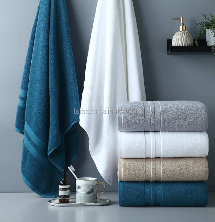 hotel & Spa Quality Highly Absorbent 100% cotton towel set