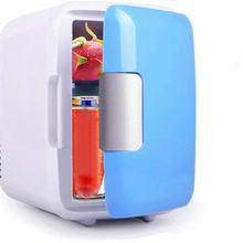 4L мини холодильник, холодильник, портативный автомобильный морозильник, автомобильный холодильник, холодильник, обогреватель, универсальн...(Китай)
