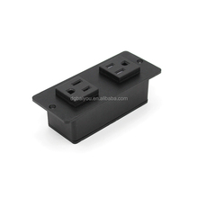 ABYU USA Möbel Power <span class=keywords><strong>stecker</strong></span> TR outlets steckdosen streifen 2 outlets mit UL zustimmung tabletop