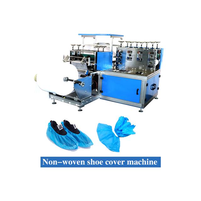 shoe cover making machine price