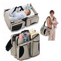 Hot Sale Newborn Baby Portable Travel Bed Foldable Mummy Bag Baby Crib