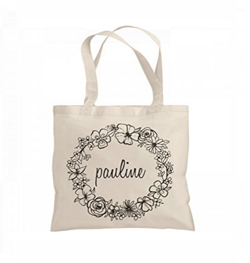 Promotional Eco Tote Bag Customized Canvas Cotton Bag