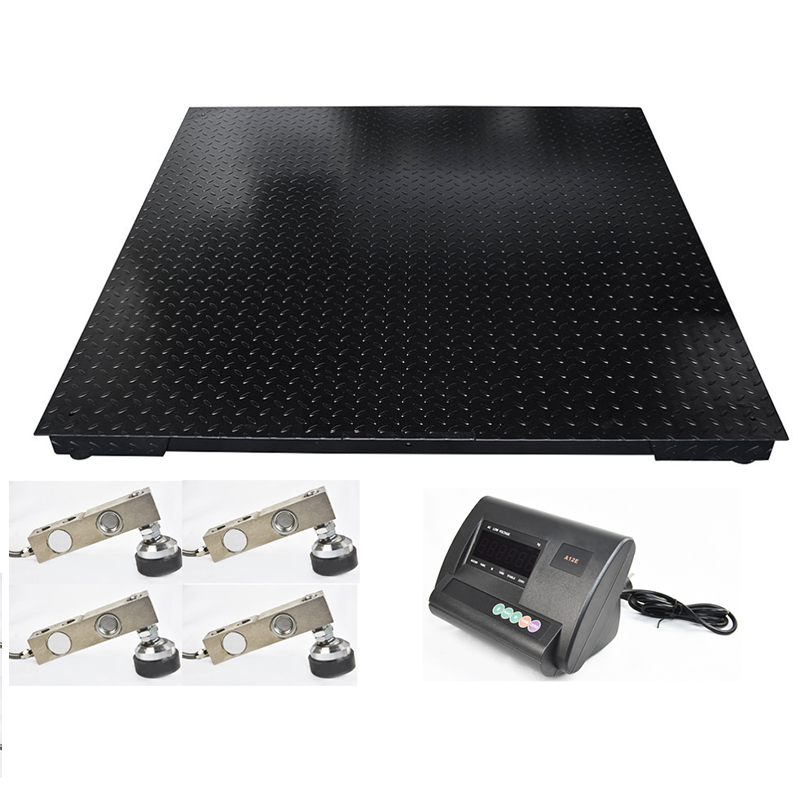 Good Quality Heavy Duty  3Ton Capacity  Floor Weighing Scale for Sale