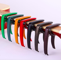 2019 Top OEM Colorful Acoustic Guitar Capo