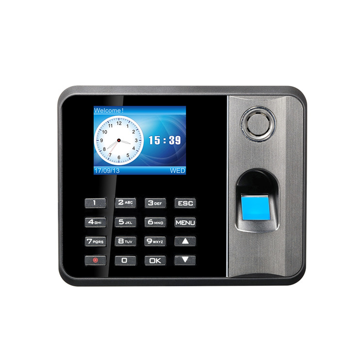 TIMMY Employee ID Card Clock In Recording Devices U Disk Fingerprint Time Attendance