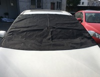 OEM Car Accessories Waterproof Polyester Oxford 600D with PVC Car Windshield Snow Cover