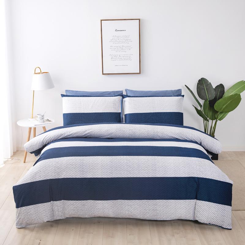 2020 ÖKO-Tex supply100 % poliéster microfibra Home Textile Conjuntos de Cama de Fábrica