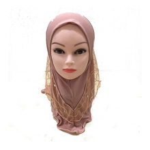 Mode musulman enfants fille <span class=keywords><strong>hijab</strong></span> bel amour islamique filles foulard <span class=keywords><strong>hijab</strong></span>