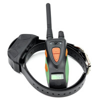 880 yd Remote Training E-Collar for Medium or Large Dogs Anti Bark Training Collar