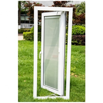TOP 5 Factory directly price of white upvc window