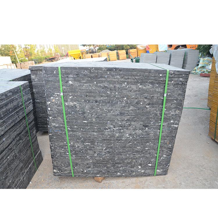 PVC pallet for block machine GMT pallet for blocks fiber pallets for block making machine