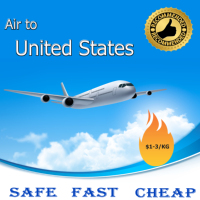 Cheap Air Freight Rates Shipping from China to USA FBA Door to Door
