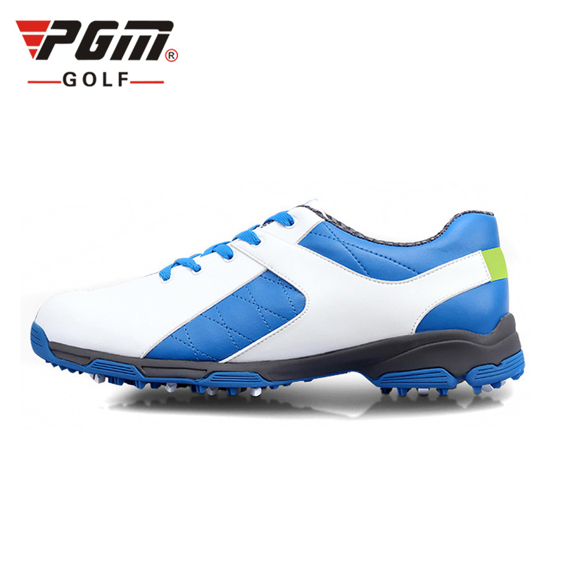Pgm 2017 Pgm Patent Sole Fashion Design Golf Shoes Men S Sporting Shoes Buy Patent Sole Fashion Design Golf Shoes Product On Alibaba Com