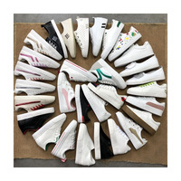 WH10251 Wholesale little white shoes girl 2019 spring new Korean fashion versatile students shoes flat shoes