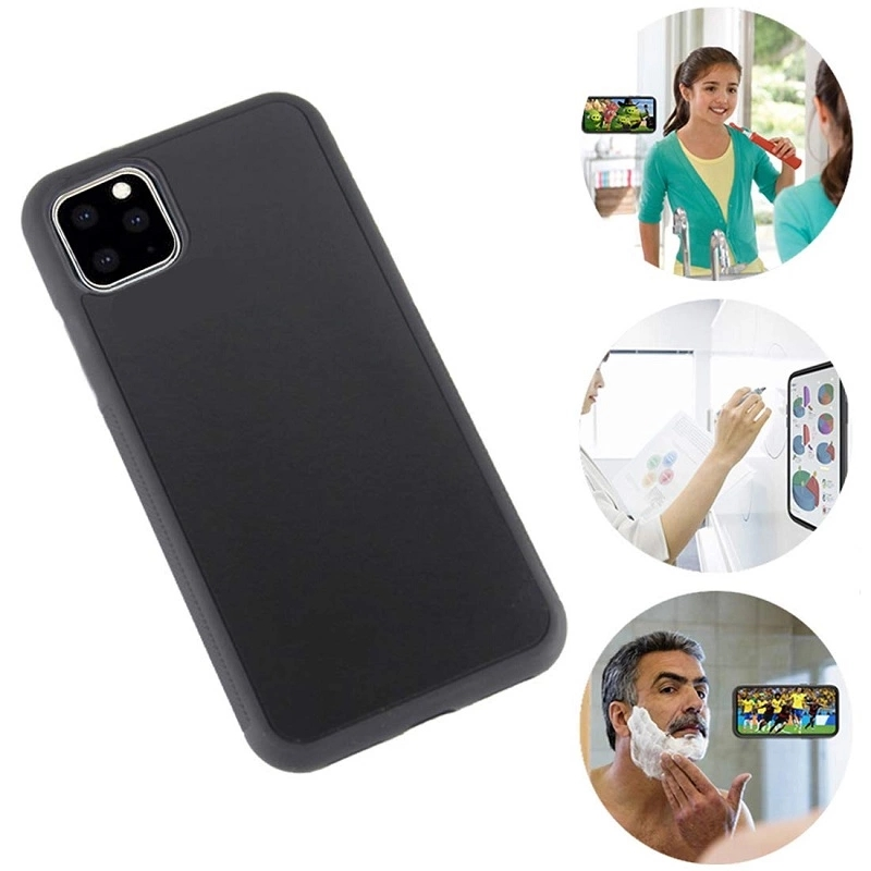 Magia Para o iphone Caso 11 Anti Gravidade, best Buy Selfie Pegajosa Anti Gravidade Caixa Do Telefone para o iphone 11 Pro Max Max XR XS XS X 6 7 8