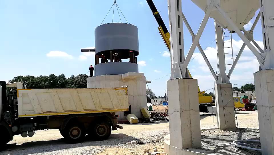 Portland Çimento Üretim Ekipmanları/Çimento Işleme Tesisi/Çimento Üretim Hattı