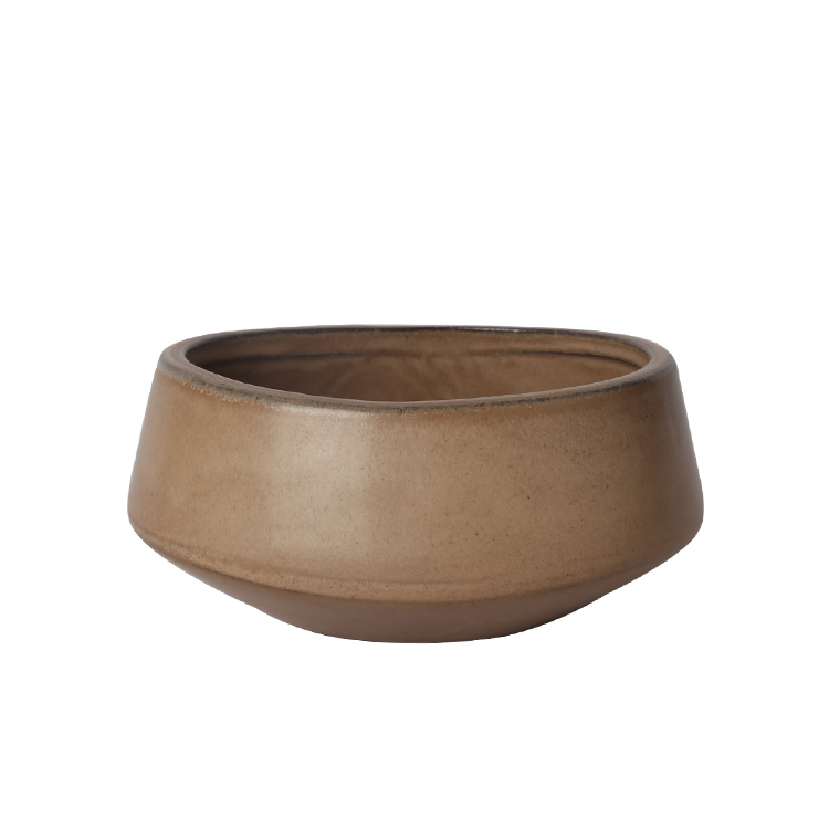 In stock wholesale antique style cheap ceramic porcelain soup rice bowl for restaurant
