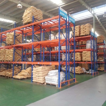 Anti-rust heavy duty pallet racking system