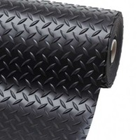 High quality colorful anti-slip rubber mat