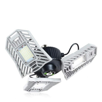 Very Hot ETL Approved High Efficiency LED Garage Light Deformable Ceiling Shop Light led ceiling lamp home lighting