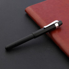 Роскошная Высококачественная винтажная латунная восьмиугольная карманная металлическая медная дорожная сумка, перьевая ручка iraurita, ручки...(Китай)