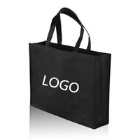 hot selling non-woven fabric bag Eco-Friendly Customized Promotional Non Woven shopping Bag with LOGO printing
