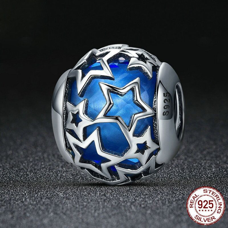 New wholesale bead bracelet fashion fit charms 925 sterling silver beads for jewelry making