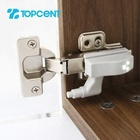 Furniture battery operated under cupboard closet cabinet lamp hinge led hinge light