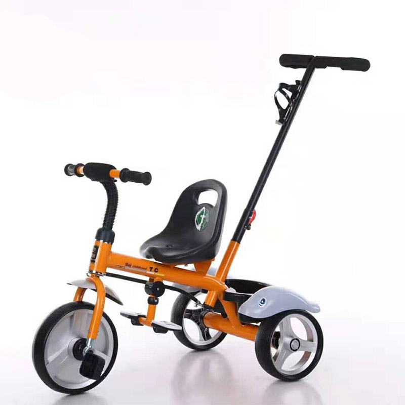 2018 new model export Russia 3 wheel kids tricycle with pedal,baby tricycle 3 in 1 for children