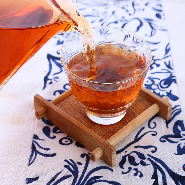 China Yunnan Big Leaf Seed 5g Pu'er Black Tea Organic Pu'er Tea - 4uTea   4uTea.com