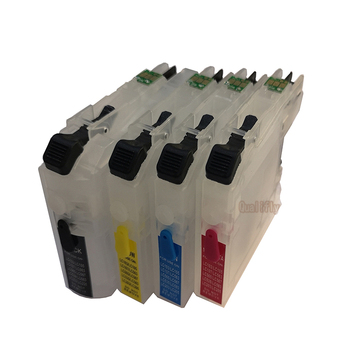 compatible brother cartridge LC101 LC 103  Refill Ink Cartridge for brother DCP-J152/MFC-J245 /J285D