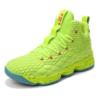 High-top Lebron Basketball Shoes Men Women Cushioning Breathable Basketball Sneakers