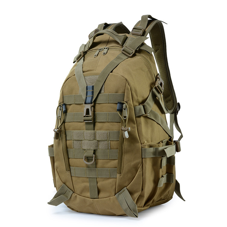 Wholesale Fashion Waterproof Hiking Military Tactical Backpack