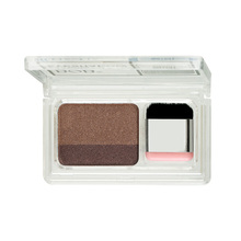 Aangepaste <span class=keywords><strong>Oogschaduw</strong></span> Applicator Make-Up Borstel in Eyeshadow Palette