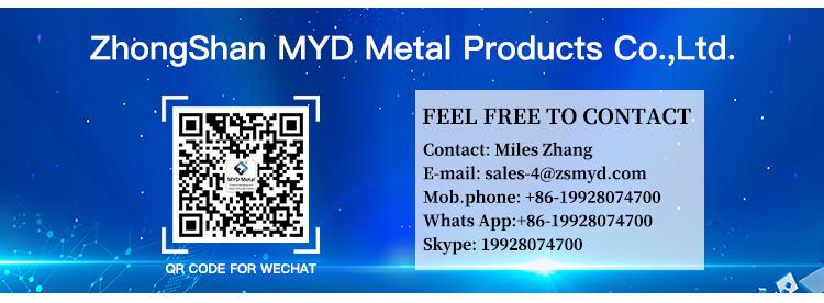 Berpengalaman Produsen Kustom Sheet Metal Presisi Stamping Fabrikasi Layanan