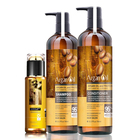 The best shampoo conditioner and hair care essential oil three-in-one set