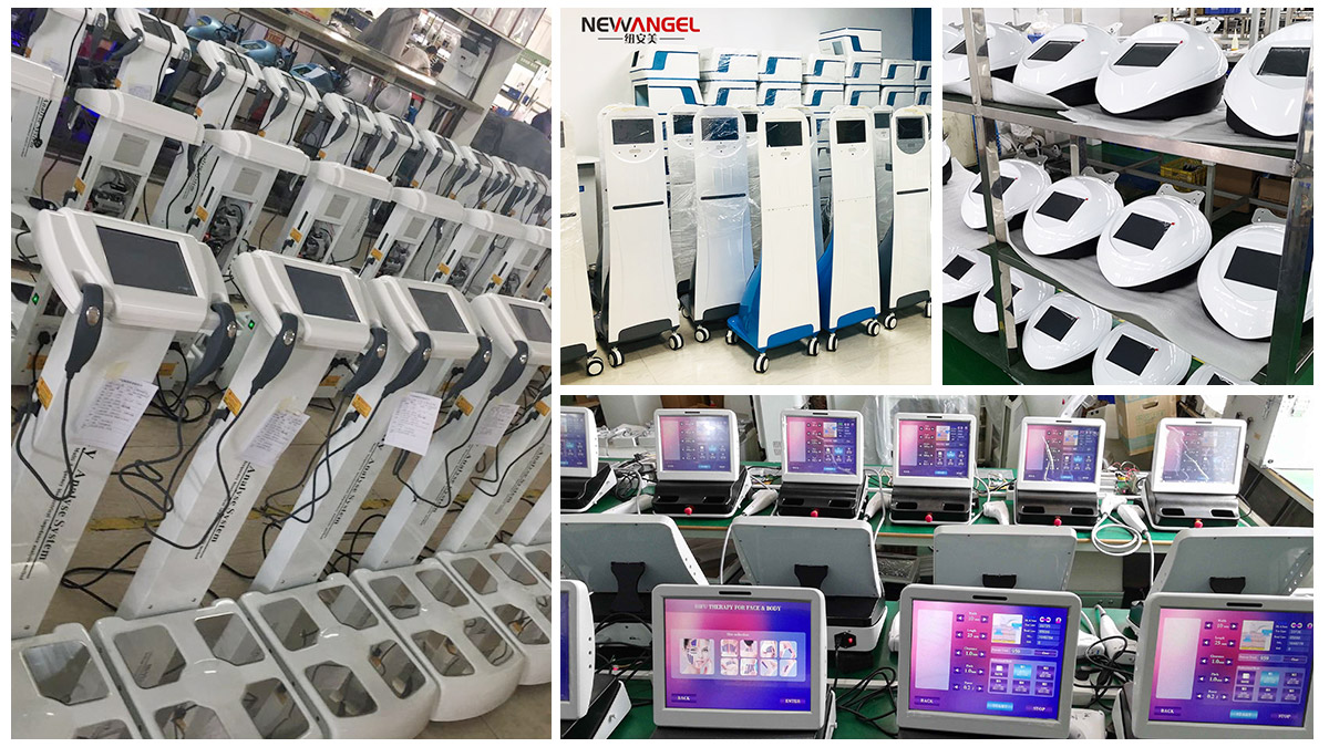 CE approved korean permanent hair removal ipl machine for sale