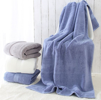 80 * 160cm Thick Towel 900g Luxury 100 Cotton towels Eco-Friendly Bath Towel Cotton Loop Beach Towel For Adults Service