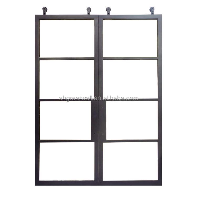 China factory vintage interior swinging kitchen security screen glass menards sliding patio doors