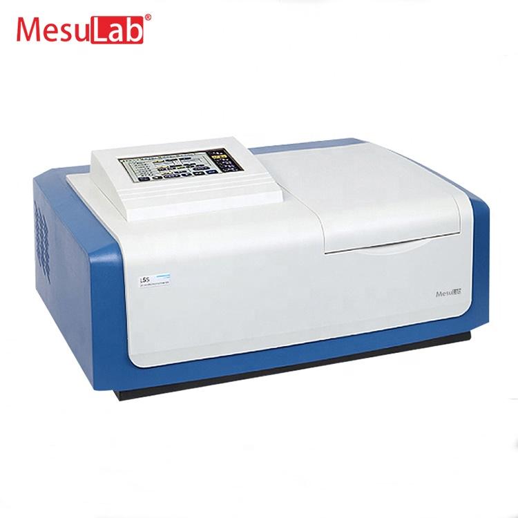 مقياس مطياف مرئي للأشعة فوق البنفسجية من النوع الرقمي التلقائي من طراز مختبر بسعر رخيص من المُصنع الساخن جهاز قياس مطياف الأشعة فوق البنفسجية