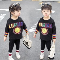 Cheap china bulk boutique custom wholesale wonder designer kids clothing sets baby clothes