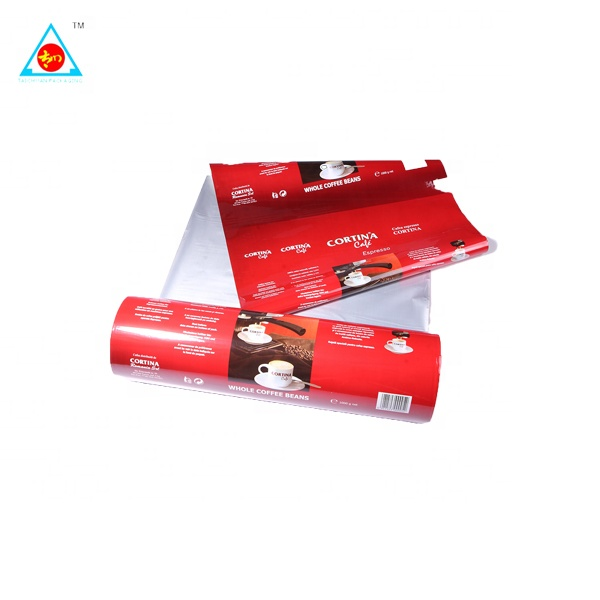 Good quality plastic bag food packaging bag film <strong>roll</strong>